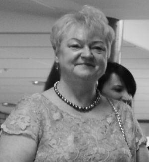 Zmarła mgr Małgorzata Wallas