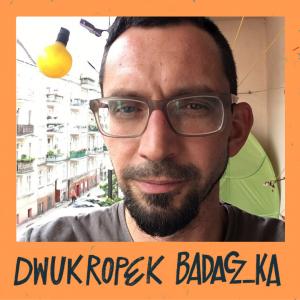 """Czwarty odcinek podcastu """"Dwukropek badacz_ka"""