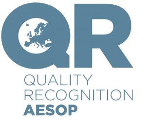 Certyfikat Association of European Schools of Planning Quality Recognition dla kierunku gospodarka przestrzenna