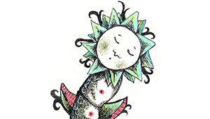 """Wystawa """"Ilustratorka w Krainie Czarów. Arcydzieło Lewisa Carrolla na grafikach Riitty Oittinen"""