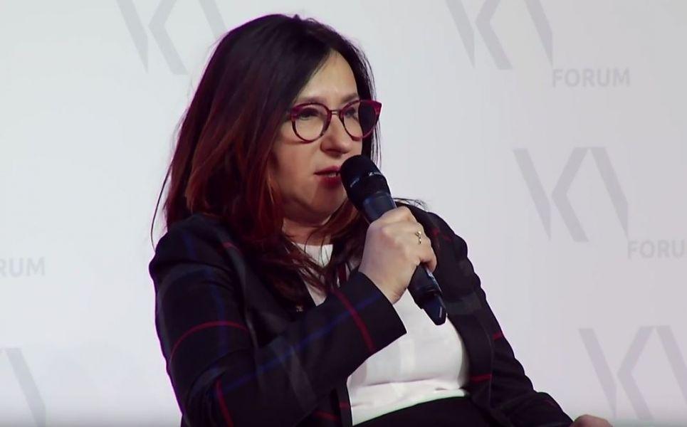 Prorektor UAM prof. Beata Mikołajczyk