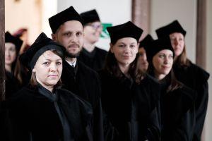 Wydział Anglistyki: Promocje doktorskie i habilitacyjne