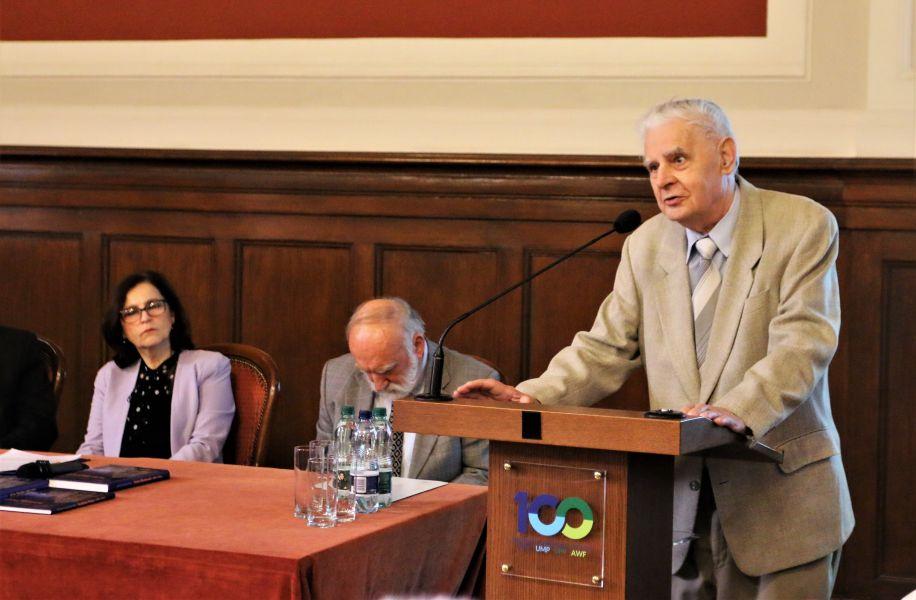 Biografie trzech Rektorów na 100-lecie uczelni