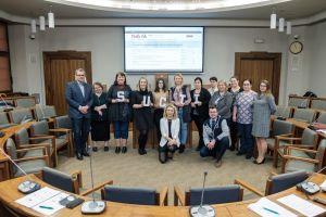 SUCTI Academia z grantem Narodowej Agencji Programu Erasmus+
