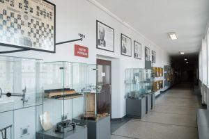 Zwiedzanie Muzeum Poznańskiej Psychologii