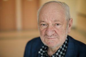Prof. Józef Górski. Twarda woda zdrowia doda