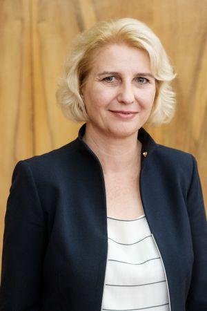 Prorektor Joanna Wójcik