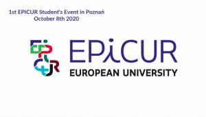 EPICUR - Pierwsza Konferencja Studencka