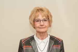 Prof. Maria Ziółek. The Lady of Niobium