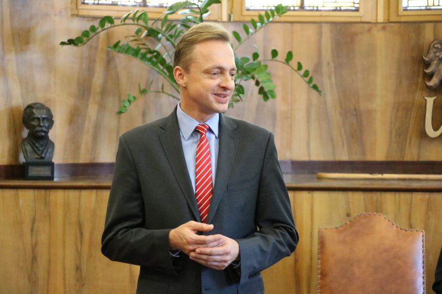 Paweł Jaroszek, Członek Zarządu Zakładu Ubezpieczeń Społecznych