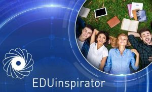 EduInspirator Competition finalists from AMU ESN