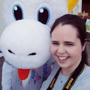 Poznajcie influencera UAM – Marta Kałużna