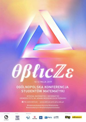 Ogólnopolska Konferencja Studentów Matematyki θβℓιcℤε