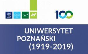 """Seria """"Uniwersytet Poznański 1919–2019"""