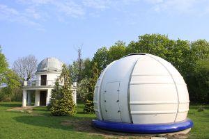Wykład w Obserwatorium Astronomicznym UAM