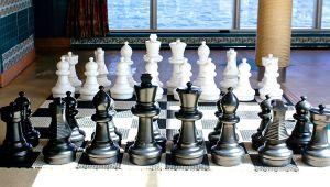 Symultana szachowa na UAM z Arcymistrzem Włodzimierzem Schmidtem