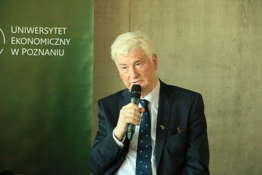 Zdjęcie - prof. Grzegorz Gołembski