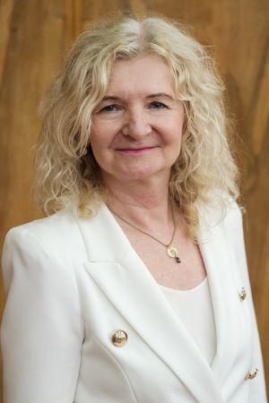 prorektor Katarzyna Dziubalska-Kołaczyk