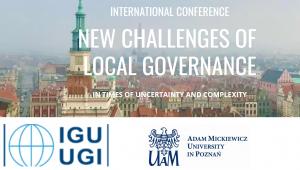 Konferencja Międzynarodowej Unii Geograficznej na WGSEiGP