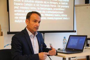 Profesor z UAM prezesem Polskiego Towarzystwa Szekspirowskiego
