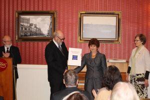 Prof. Maria Kaczmarek z Wydziału Biologii UAM została przyjęta w poczet członków Agder Academy of Sciences and Letters w Norwegii