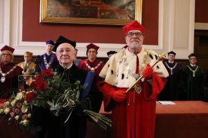 Odnowienie doktoratu prof. Benicjusza Głębockiego