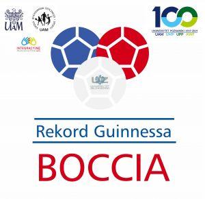 Bicie rekordu Guinnessa w ramach obchodów Stulecia Uniwersytetu Poznańskiego