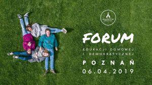 II Ogólnopolskie Forum Edukacji Domowej i Demokratycznej