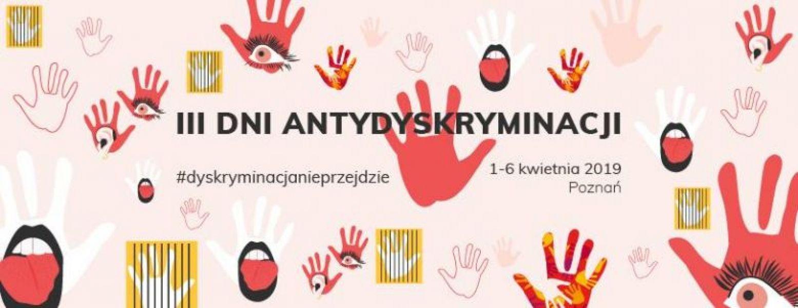 Dni Dyskryminacji plakat