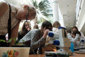 Fascination of Plants Day na Wydziale Biologii