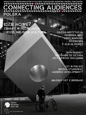 "Pierwszy numer ""Connecting Audiences Polska"