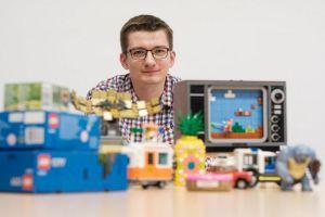 Co łączy socjologa z UAM z klockami LEGO?