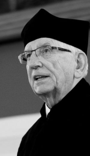 Zmarł profesor Henryk Olszewski