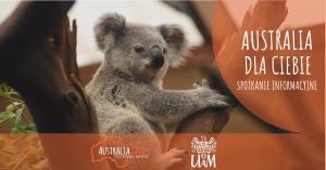 Study and Work in Australia - spotkanie informacyjne