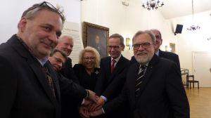 Poznańscy Rektorzy podpisali Kartę Akademickich Tradycji Poznania