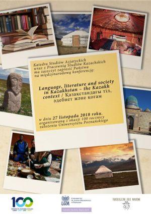 Język, literatura i społeczeństwo w Kazachstanie – kontekst kazachski