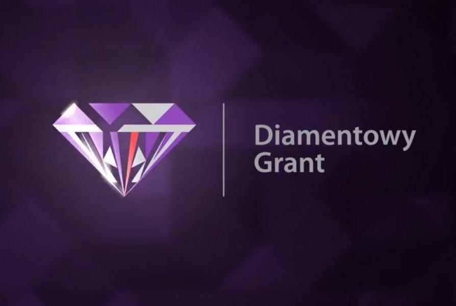 Diamentowy grant - grafika