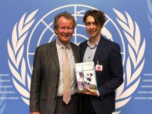 Udział doktoranta UAM w przygotowaniu raportu ONZ