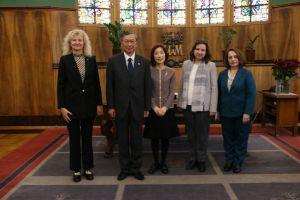 Ambasador Japonii odwiedził UAM