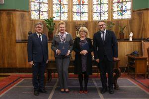 Książnica Pedagogiczna w Kaliszu zacieśnia współpracę z UAM