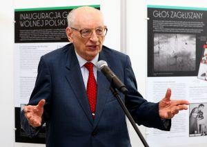 Wystawa o Władysławie Bartoszewskim i Karlu Dedeciusie