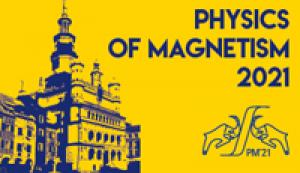 16. edycja międzynarodowej konferencji naukowej – The European Conference PHYSICS OF MAGNETISM 2021