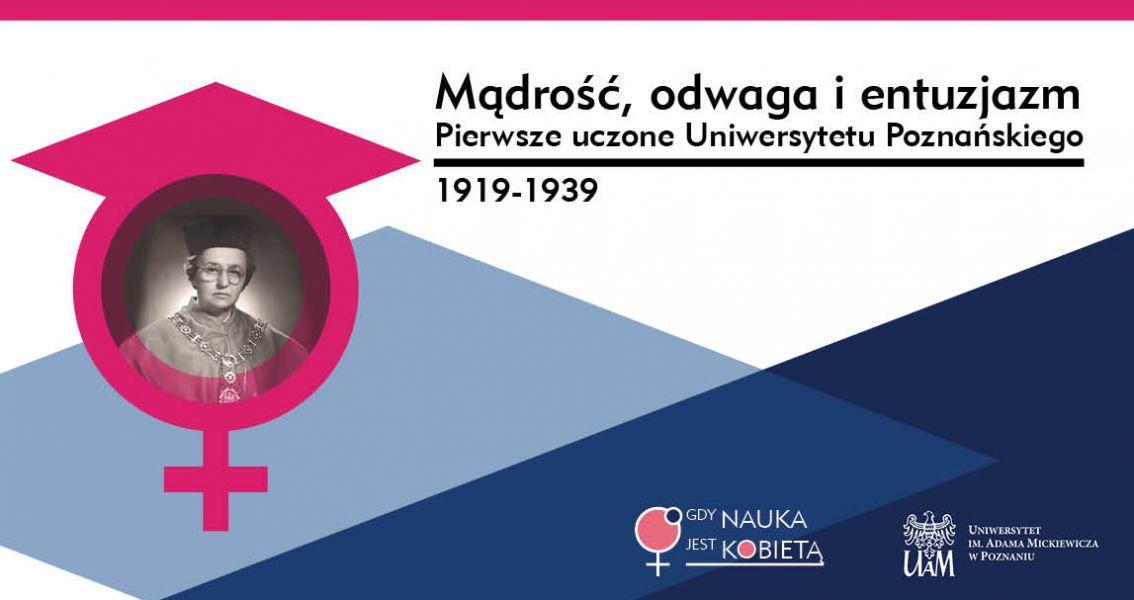 Pierwsze uczone Uniwersytetu Poznańskiego