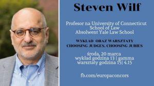 Choosing Judges, Choosing Juries - wykład otwarty w języku angielskim