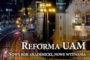 Reforma UAM wiodącym tematem Życia