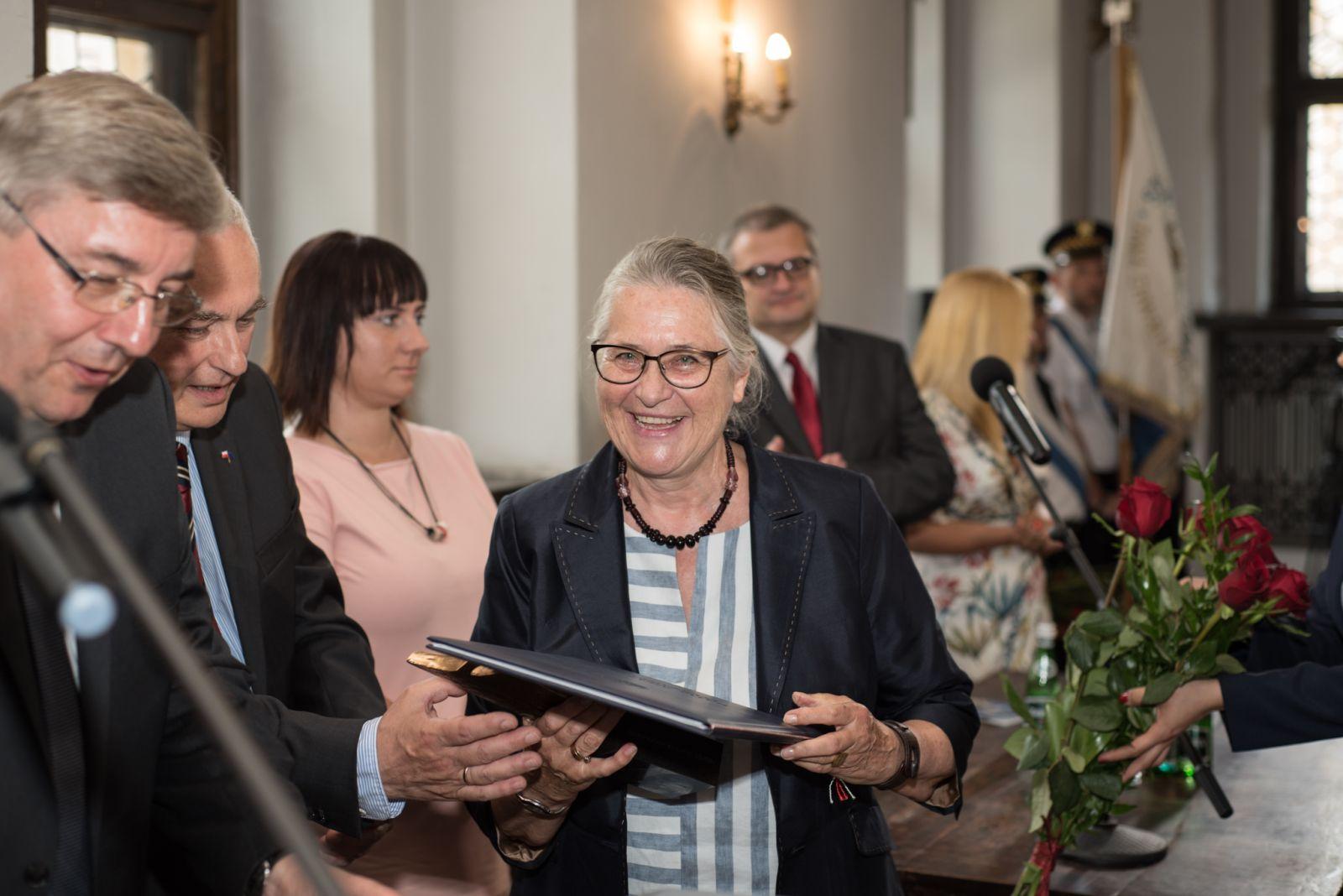Zdjęcie -  prof. Hanna Kóčka-Krenz