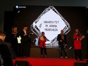 UAM z nagrodą za najlepszy gadżet promocyjny
