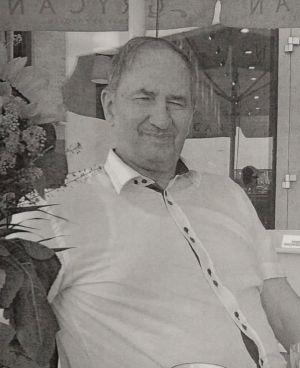 Uwaga! Zaginął prof. Roman Dziergwa