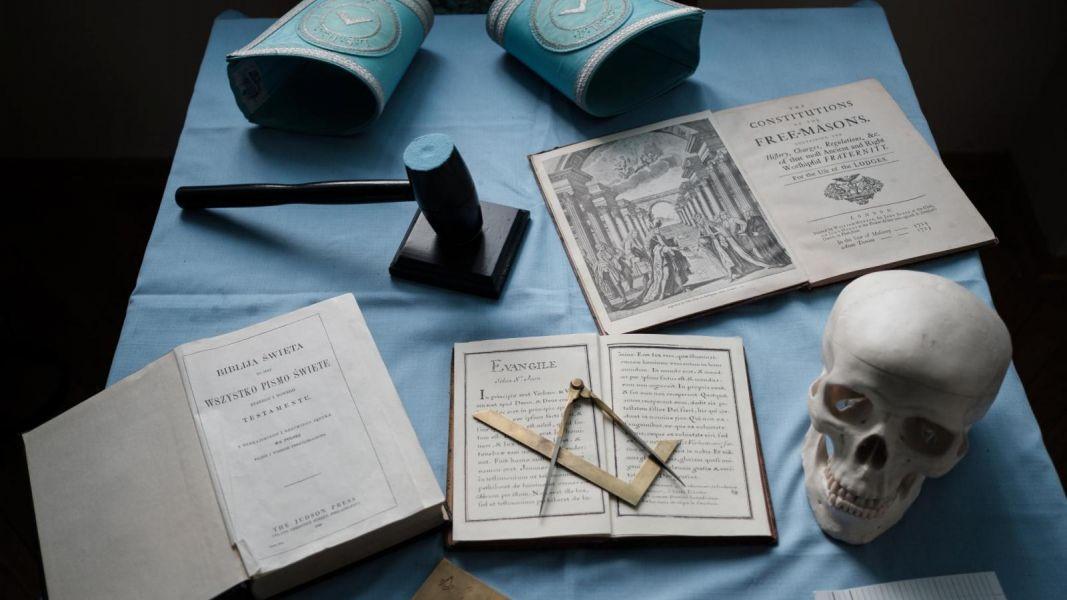 Masoniki w Collegium Martineum