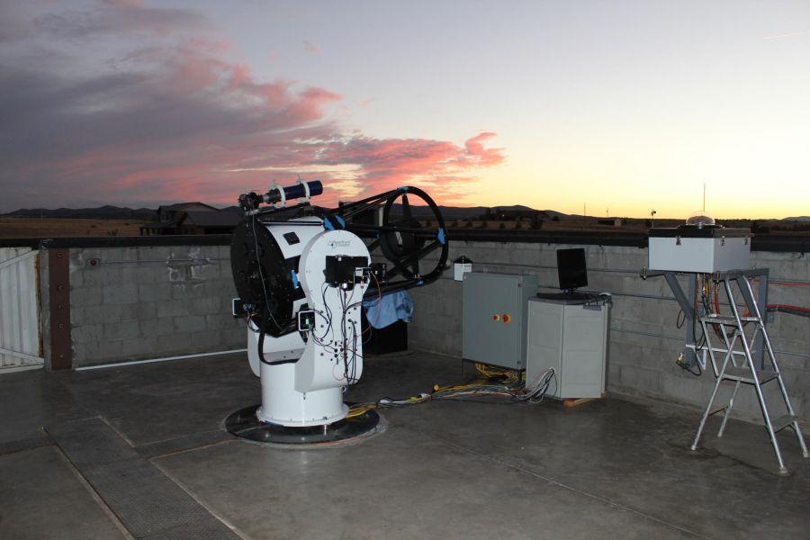 Teleskop Baranowskiego w Arizonie